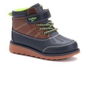 NIB Oshkosh b'gosh toddler boys boots 11
